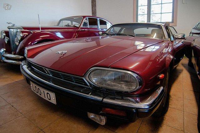 Jaguar XJS V12, vm. 90