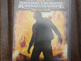 NationalTreasure - Nicolas Cage, Elokuvat, Loppi, Tori.fi