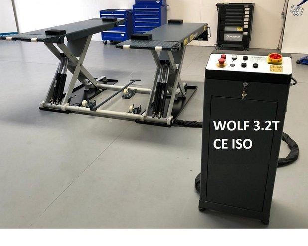 Scissior lift nortec pro 3t 220v uusi
