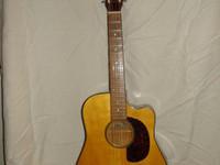 OTTO LEVIN W-12-38 12-kielinen kitara