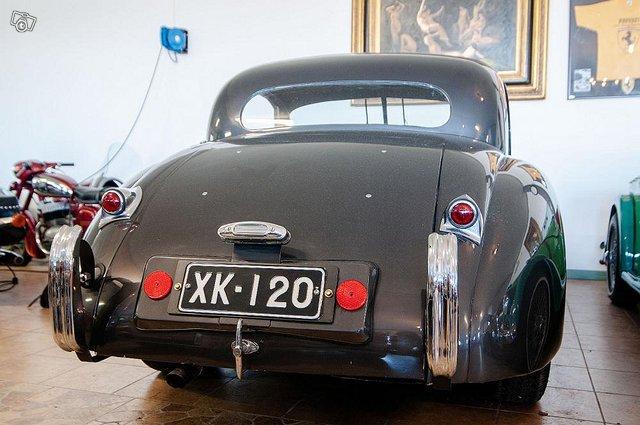 Jaguar (XK 120) vm. 1952 3