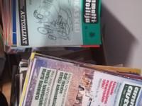 Ammattiautoilija lehtiä