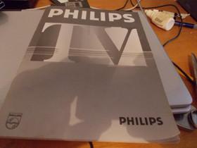 Philips TV/rc7507-kapulan käyttöohje, Muu viihde-elektroniikka, Viihde-elektroniikka, Helsinki, Tori.fi