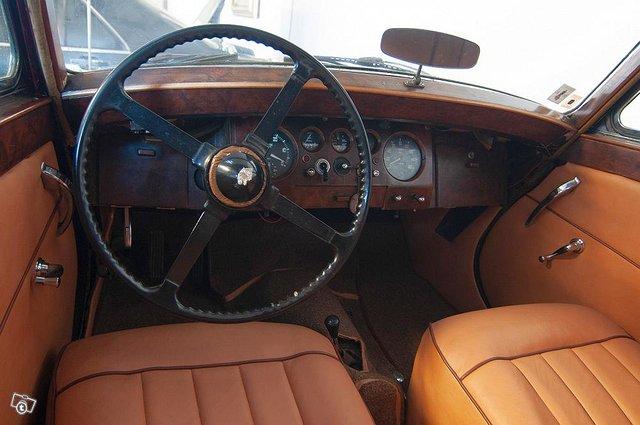Jaguar Mark 5 vm. 1950 2