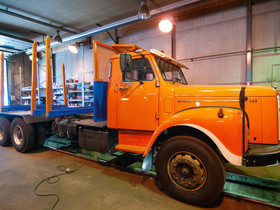 Scania 111 6x2 vm.1975, Kuljetuskalusto, Työkoneet ja kalusto, Mäntyharju, Tori.fi