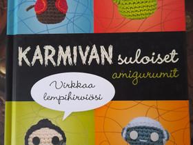 Karmivan suloiset amigurumit, Harrastekirjat, Kirjat ja lehdet, Kotka, Tori.fi
