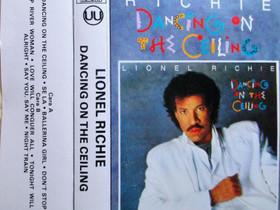 Lionel Richie - Dancing On the Ceiling - C-kasetti, Musiikki CD, DVD ja äänitteet, Musiikki ja soittimet, Kangasala, Tori.fi