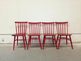 Pinnatuolit 4kpl, Pöydät ja tuolit, Sisustus ja huonekalut, Salo, Tori.fi