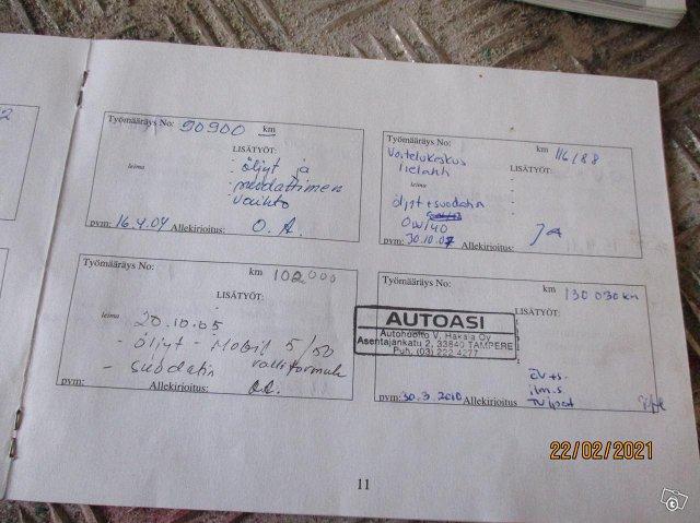 Renault Megane 1,4 16 valve Confort vm 1999 11