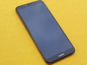 Huawei Y6 Black (atu-L21) Dual Sim 16GB, Puhelimet, Puhelimet ja tarvikkeet, Espoo, Tori.fi