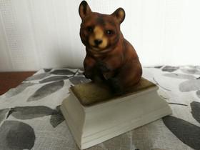 Karhu patsas figuuri, Sisustustavarat, Sisustus ja huonekalut, Kajaani, Tori.fi