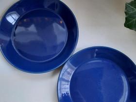 Kilta sarjan lautaset, 19,5 cm, 2 kpl, Ruokailuastiat ja aterimet, Keittiötarvikkeet ja astiat, Lapua, Tori.fi