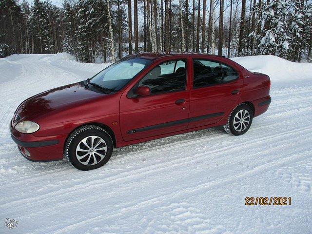 Renault Megane 1,4 16 valve Confort vm 1999