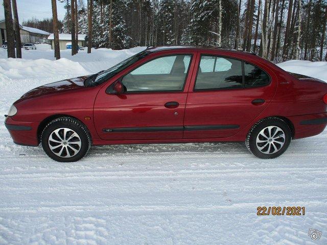 Renault Megane 1,4 16 valve Confort vm 1999 3