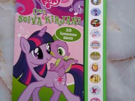 My Litle Pony, oma soiva kirjani, Muut kirjat ja lehdet, Kirjat ja lehdet, Kajaani, Tori.fi