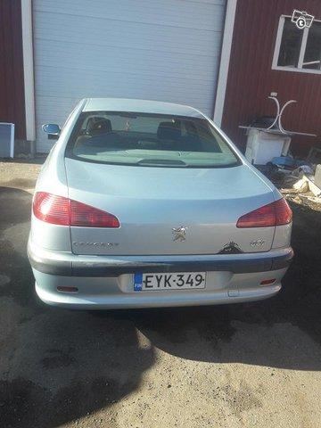 Peugeot 607 6