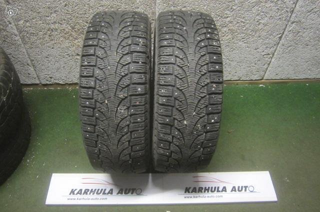 """195/55 R15"""" Tarkistettu rengas Pirelli"""
