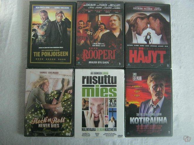 Samuli Edelmann: kuusi elokuvaa, Imatra/posti