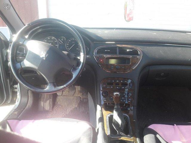 Peugeot 607 9