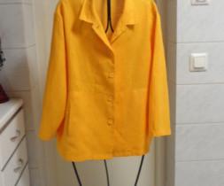 PTA'n keltainen pellavajakku, käyttämätön, 42, Vaatteet ja kengät, Oulu, Tori.fi
