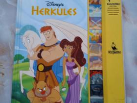 Disneyn Herkules, äänisatu kirja, Muut kirjat ja lehdet, Kirjat ja lehdet, Kajaani, Tori.fi