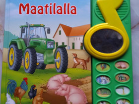 Maatilalla, peili-äänitehoste kirja, Muut kirjat ja lehdet, Kirjat ja lehdet, Kajaani, Tori.fi