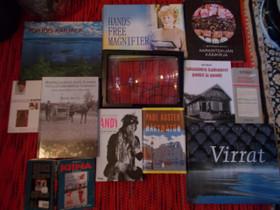 Kirja, Muut kirjat ja lehdet, Kirjat ja lehdet, Tampere, Tori.fi