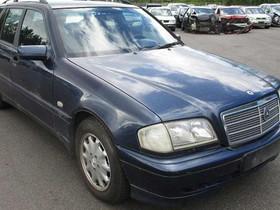 Purkuauto: MB W202 C220D -1998, Autovaraosat, Auton varaosat ja tarvikkeet, Tampere, Tori.fi