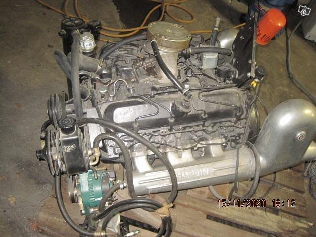 Gm 5,7l 150 hp makeavesi velvet 9900MERIVAIHTEELLA