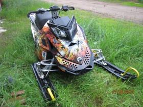 Ski-Doo MXZ 600 Etec 2008 osia, Moottorikelkan varaosat ja tarvikkeet, Mototarvikkeet ja varaosat, Helsinki, Tori.fi