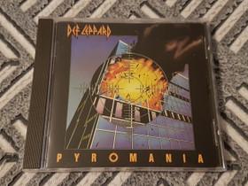 Def Leppard - Pyromania CD, Musiikki CD, DVD ja äänitteet, Musiikki ja soittimet, Tampere, Tori.fi