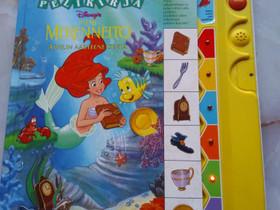 Disneyn Pieni Merenneito, elektroninen peli kirja, Muut kirjat ja lehdet, Kirjat ja lehdet, Kajaani, Tori.fi