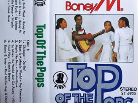 Top of the Pops - C-kasetti, Musiikki CD, DVD ja äänitteet, Musiikki ja soittimet, Kangasala, Tori.fi