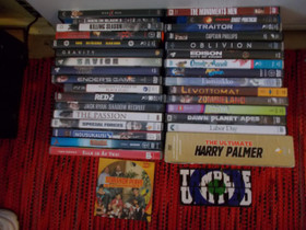 DVD+PS3+Tarra, Elokuvat, Tampere, Tori.fi