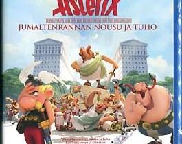 Asterix Jumaltenrannan Nousu ja Tuho R2 Suomipuhe, Elokuvat, Tampere, Tori.fi