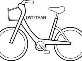 """Pyörä 28 """" 1-7 vaihteinen (pikkuvikainenkin ), Muut pyörät, Polkupyörät ja pyöräily, Oulu, Tori.fi"""