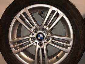 BMW X3 OEM 18 M-sport vanteet renkailla, Renkaat ja vanteet, Ylöjärvi, Tori.fi