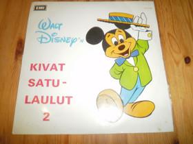 LP-levy - Walt Disney 1972, Musiikki CD, DVD ja äänitteet, Musiikki ja soittimet, Lohja, Tori.fi