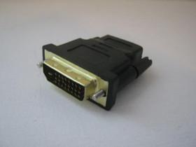 HDMI - DVI (uros) adapteri, Oheislaitteet, Tietokoneet ja lisälaitteet, Kangasala, Tori.fi