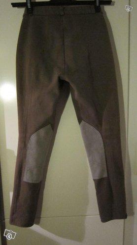 Horse Energy polvipaikkaset housut 170