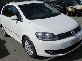 Purkuauto:VW GOLF PLUS 1,6TDI -2012, Autovaraosat, Auton varaosat ja tarvikkeet, Tampere, Tori.fi