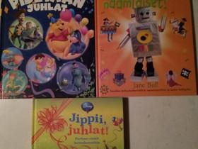 Lasten Pidetään Juhlat / Naamiaiset kirjat, Muut kirjat ja lehdet, Kirjat ja lehdet, Kajaani, Tori.fi
