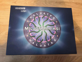 Haluatko miljonääriksi - peli, Pelit ja muut harrastukset, Turku, Tori.fi