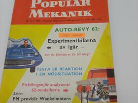 Popular Mechanic Lehtiä, Lehdet, Kirjat ja lehdet, Sipoo, Tori.fi