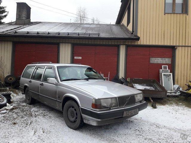 Volvo 940 ahdetut