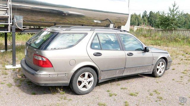 Saab 9-5 linear -03 varaosiksi 2