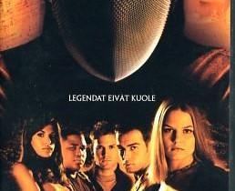Urban legends Final Cut SuomiDVD R2 Pkt 2,5e/Nouto, Elokuvat, Tampere, Tori.fi