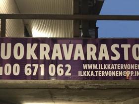 Edullista lämmintä varastotilaa keskustassa, Autotallit ja varastot, Sotkamo, Tori.fi