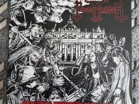 Necromessiah - Antiklerical Terroristik Death Squa, Musiikki CD, DVD ja äänitteet, Musiikki ja soittimet, Tampere, Tori.fi