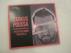 Zarkus Poussa Positiivinen krapula cd Imatra/posti, Musiikki CD, DVD ja äänitteet, Musiikki ja soittimet, Imatra, Tori.fi